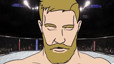 UFC стал Аниме?