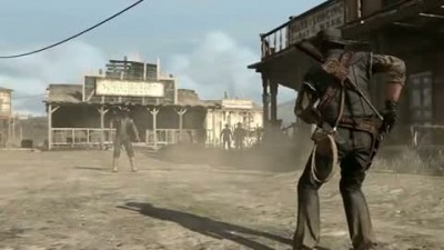"Red Dead Redemption ""Far Away Music Video"""