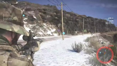 Tom Clancy's Ghost Recon Wildlands (Брутальные убйства) Vol. 1