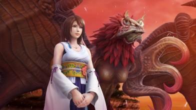 Юна добавлена в Dissidia: Final Fantasy NT