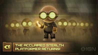 """Stealth, Inc. 2: A Game of Clones """"Релизный трейлер"""""""