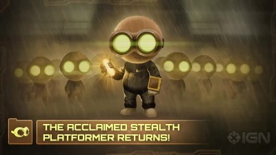 "Stealth, Inc. 2: A Game of Clones ""Релизный трейлер"""