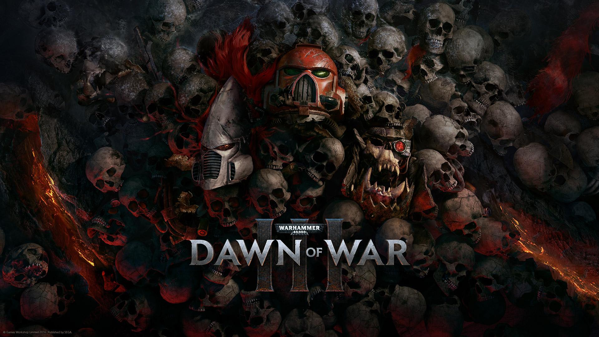 Картинки по запросу Warhammer 40000: Dawn of War III