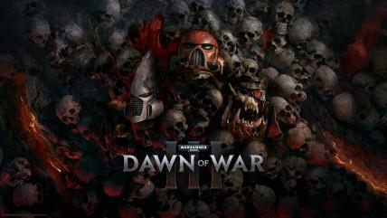 Warhammer 00,000: Dawn of War III появился в Steam, русская версия получит субтитры