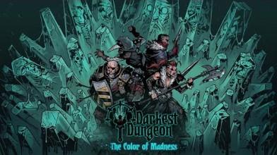 Релизный трейлер дополнения The Color Of Madness для Darkest Dungeon