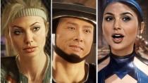 Известных актрис добавили в Mortal Kombat 11