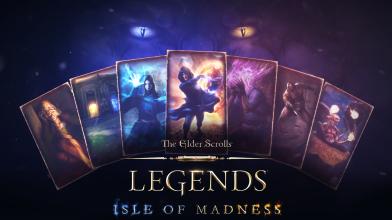 """Ожидание подошло к концу: новое сюжетное дополнение для The Elder Scrolls: Legends """"Остров безумия"""", уже доступно!"""