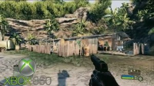 Crysis ��������� Xbox 360 vs PC