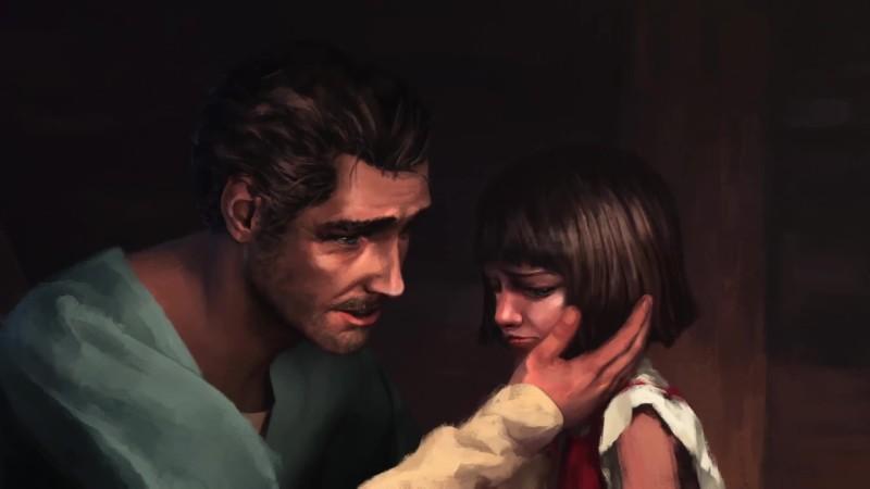 Трогательный ролик League of Legends посвящён истории Энни