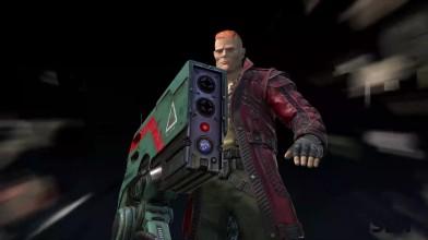 Quake Champions - видеоролик о чемпионе Eisen