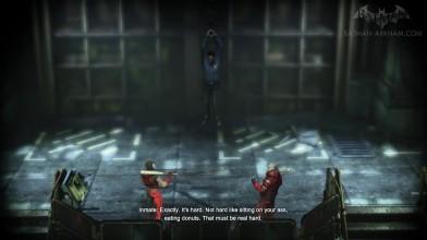 Batman Return to Arkham City - Месть Харли Куинн (Полное прохождение)