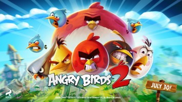 Angry Birds 2 вышла на IOS и Android