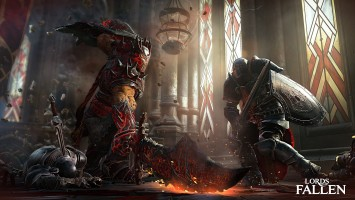 Сравнение версий Lords of the Fallen для PS4, Xbox One и PC от Digital Foundry