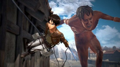 Attack on Titan 2 - дата релиза и новые скриншоты