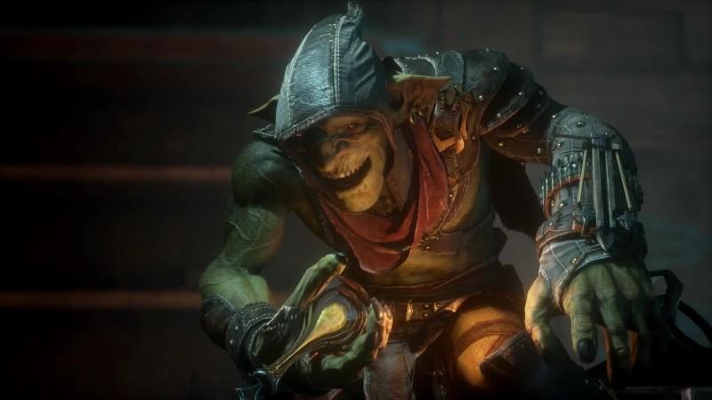 Гоблин ерничает в новом трейлере Styx: Shards of Darkness