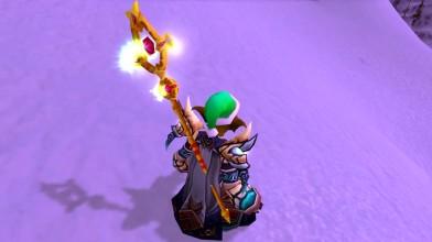 World of Warcraft - Новогодний Бессмысленный Топ: Зимний Покров!