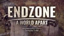 Геймплейный трейлер постапокалиптического градостроительного симулятора Endzone - A World Apart