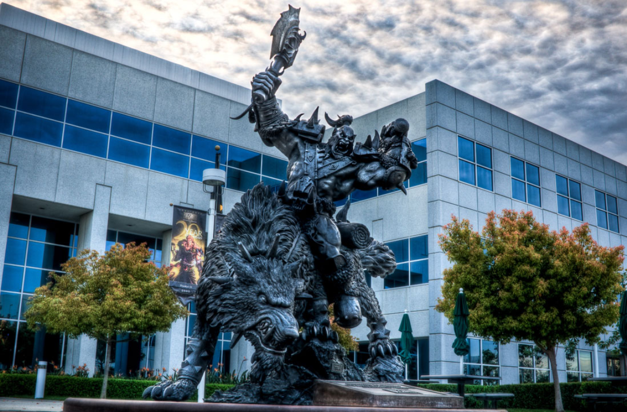 Warcraft Engineering Building