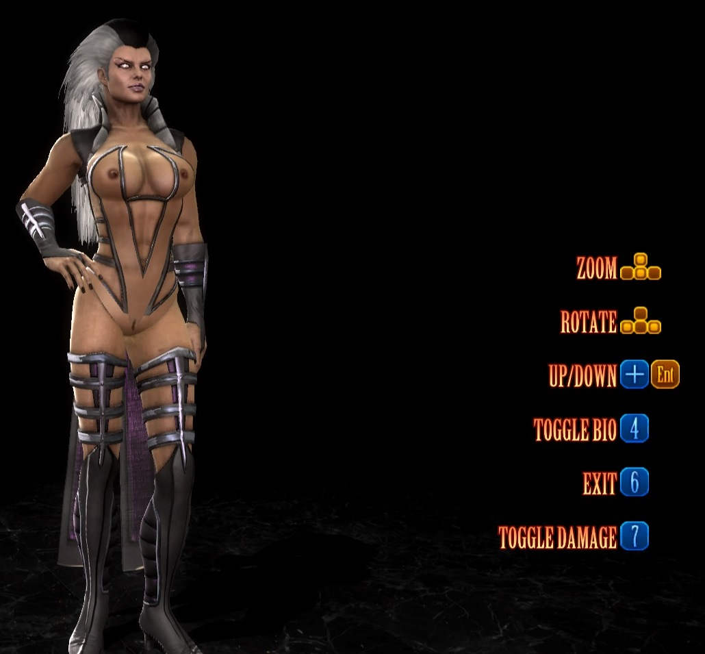 nude Destiny mod game