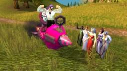 """В World of Warcraft стартовал праздничный ивент """"Любовная лихорадка"""""""