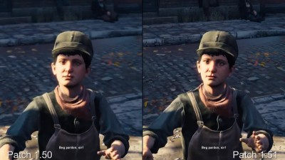 Assassin's Creed Syndicate: анализ патча 1.51 на PS4 Pro