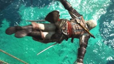 Самоотверженный геймер провёл пять часов в водах Assassin's Creed IV: Black Flag