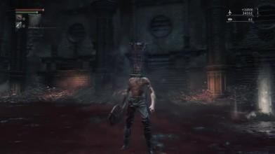 Хардкорное убийство Людвига в Bloodborne без перекатов