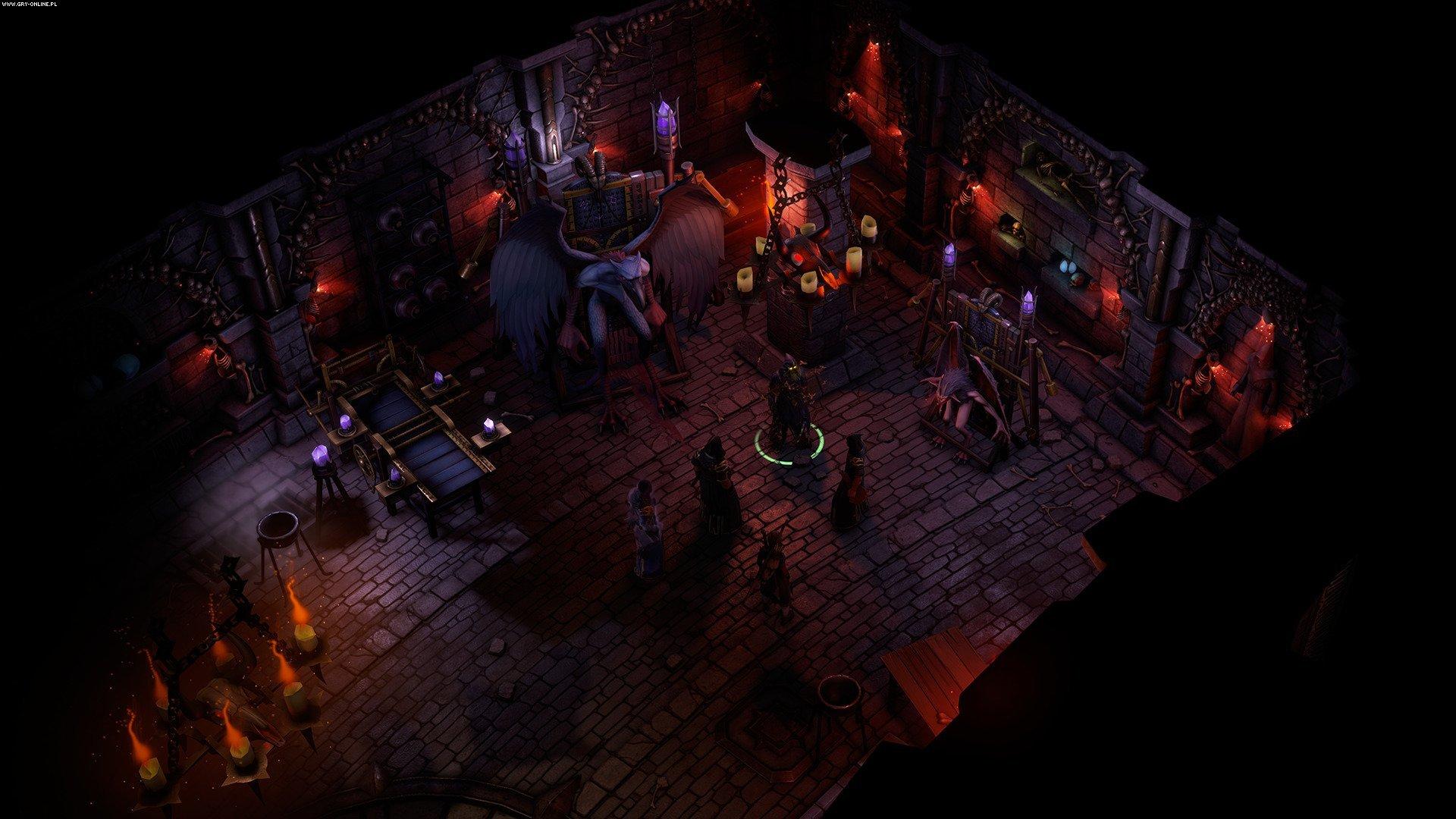 Новые скриншоты Pathfinder: Wrath of the Righteous