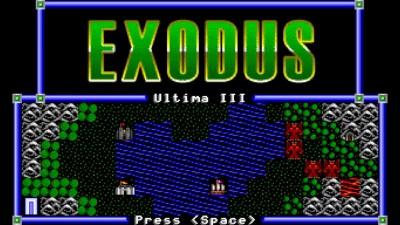 Ultima 3: Exodus - Пол убивает, хотя он и не лава