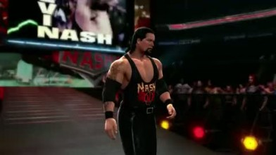"WWE '13 ""Выход Kevin Nash"""