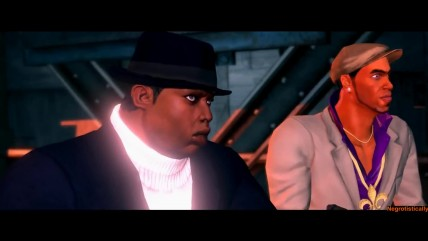 "Saints Row: The Third ""2PAC, EMINEM & BIGGIE"" [Фан трейлер]"