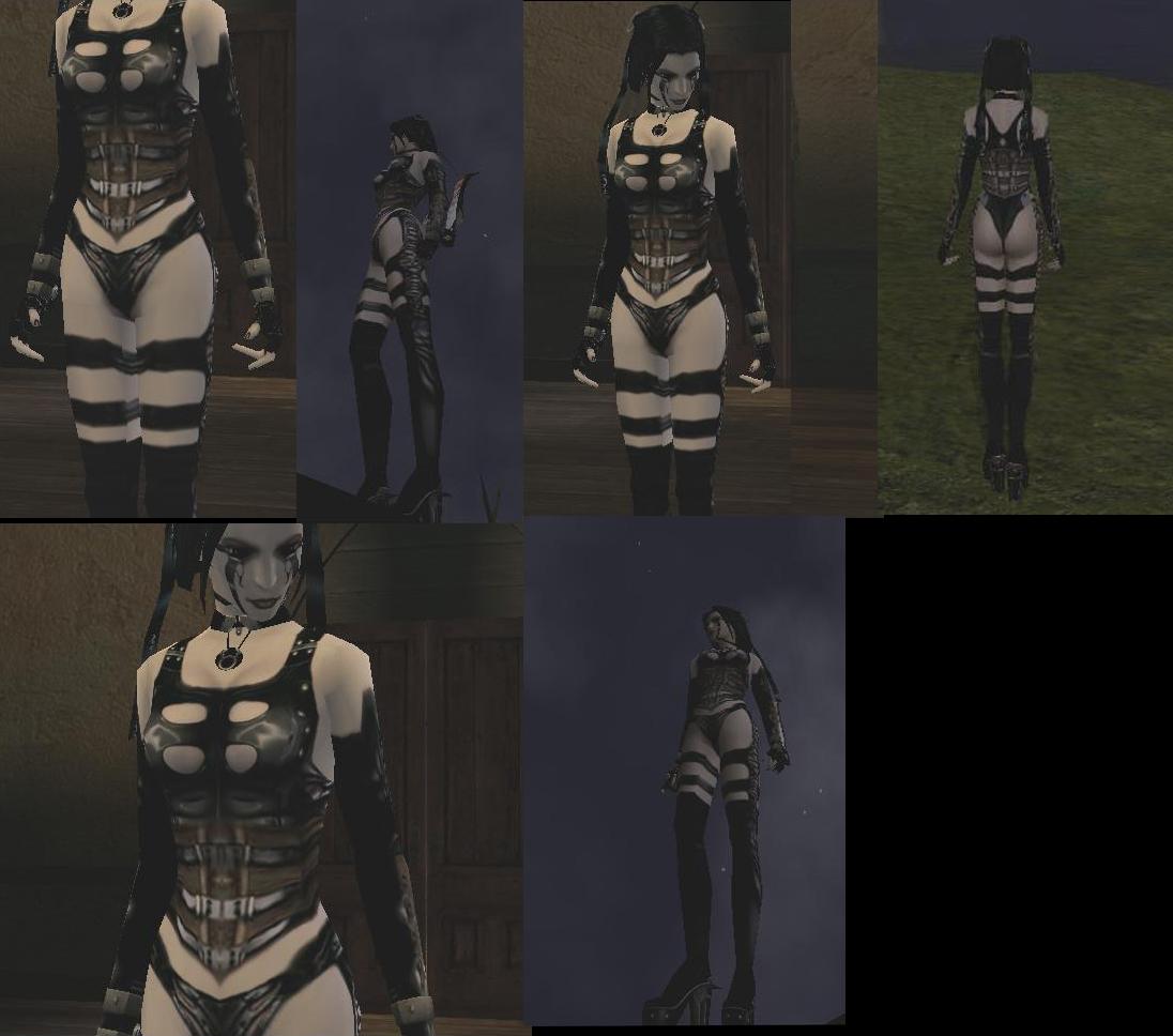 Bloodrayne 2 skins porn scene