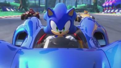 Вступительный ролик Team Sonic Racing
