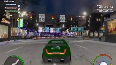 Играем в Adrenalin: Extreme Show #45 - Большой город: Спортивный заезд