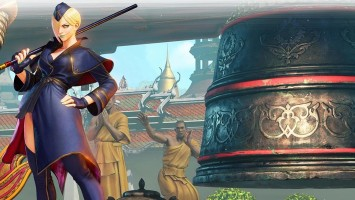 Фальке присоеденится к бойцам Street Fighter V: Arcade Edition уже 24 апреля