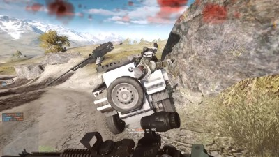 Неудержимые коляски Battlefield \ The Expendables cars Battlefield