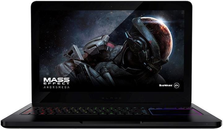 Razer представила улучшенный игровой ноутбук Blade Pro