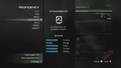 "Call Of Duty: Modern Warfare 3 ""MW3 MP Menu! Guns, Perks, Killstreaks, Attachments, More & More!"""