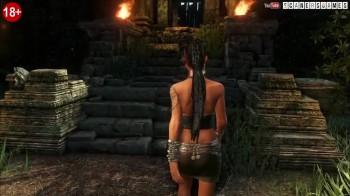 Игры-смущение - Горячие сцены во играх (18+)