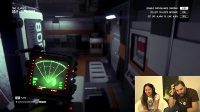 "Alien: Isolation ""Геймплей DLC The Trigger"""