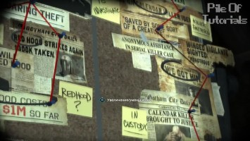 Секреты в Batman- Arkham Origins [Easter Eggs]