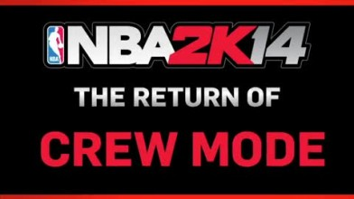 "NBA 2K14 ""Возвращение режима Crew"""