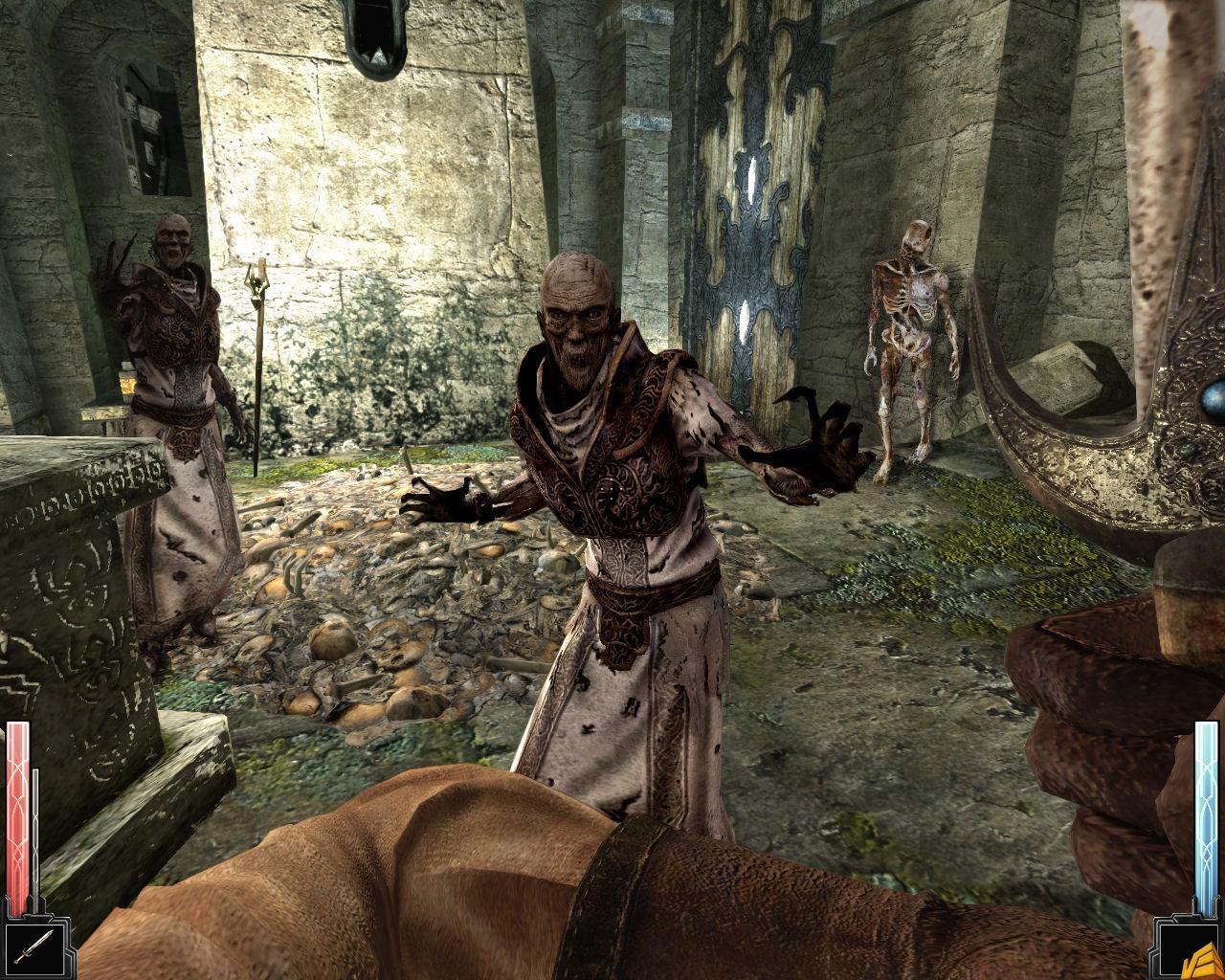Арты — dark messiah of might and magic — игры — gamer. Ru.