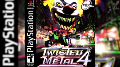 История серии Twisted Metal