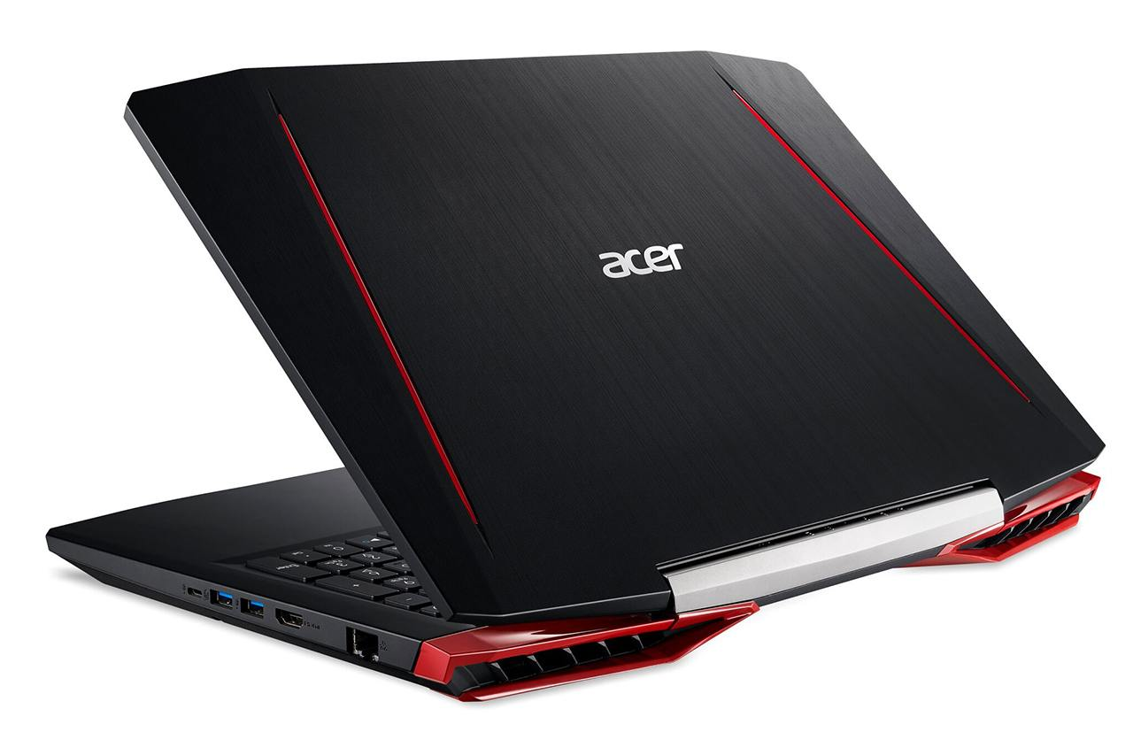 CES 2017: ноутбук Acer Aspire VX 15 получил GeForce GTX 1050 Ti