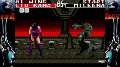 "Mortal Kombat 2 ""Все Фаталити на Sega Game Gear"""
