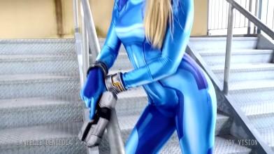 Zero Suit Samus-косплей