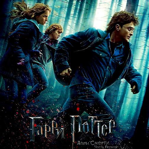 Harry Potter 7: Nightmare. Беглый прощальный взгляд
