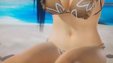 Dead or Alive Xtreme 3 Soft Engine 2.0 Demonstration