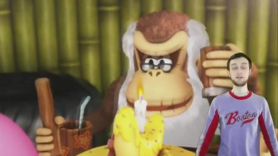 Обзор Donkey Kong Country Tropical Freeze | WiiU